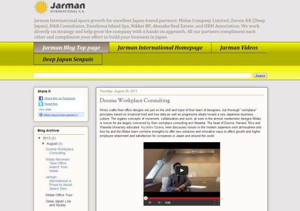 Jarman Int.
