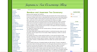 Tea Ceremony Blog