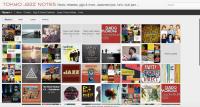 Japan Blog: Tokyo Jazz Notes