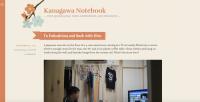Kanagawa Notebook