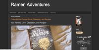 Ramen Adventures