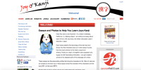 Japan Blog: Joy o Kanji