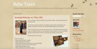 Japan Blog: Bebe Taian