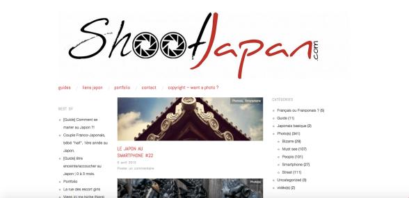 Shoot Japan