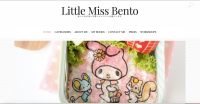 Japan Blog: Little Miss Bento