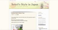 Soleil's Style in Japan