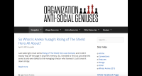 Organization Antisocial Geniusses