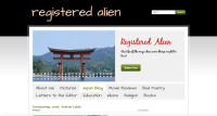 Registered Alien