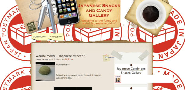 Japanese Snacks and Candy Gallery