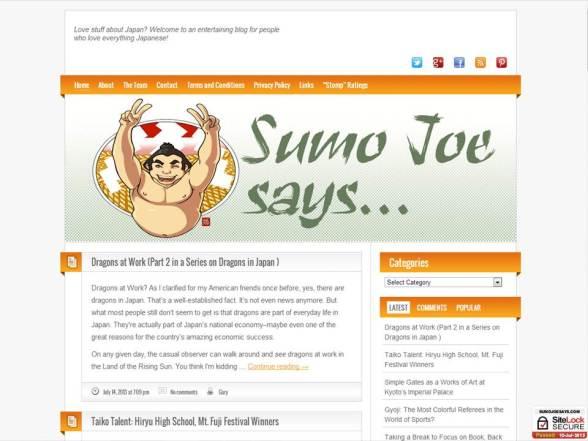Sumo Joe says...