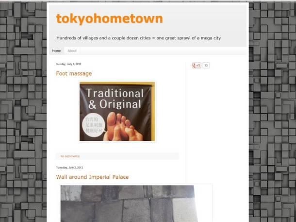 Tokyohometown