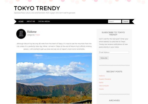 Tokyo Trendy