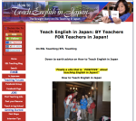 How to teach English in Japan